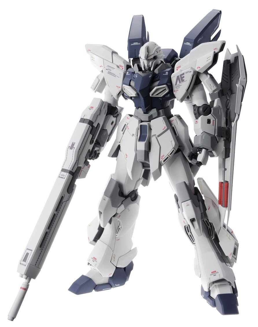 Bandai Hobby MG 1/100 Sinanju Stein Ver. Ka Model Kit Action Figure Bluefin Distribution Toys 181337