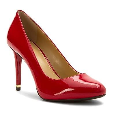 153f4e796e6f MICHAEL Michael Kors Women s Ashby Flex Pump Crimson Patent 8.5 M
