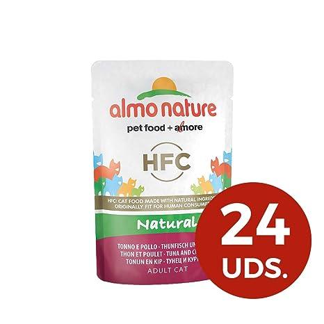 Almo nature Cat HFC Natural Pollo y Atún