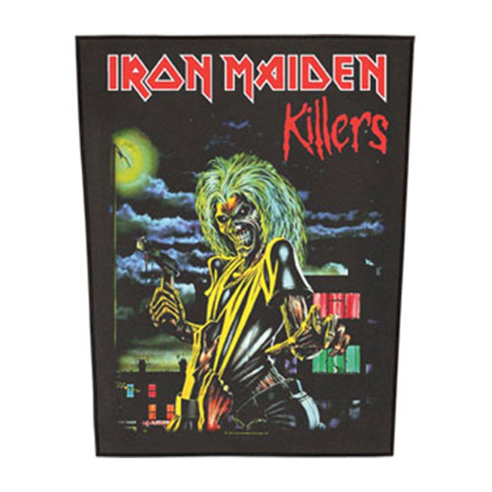 Iron Maiden Killers Toppe schiena multicolore Grindstore