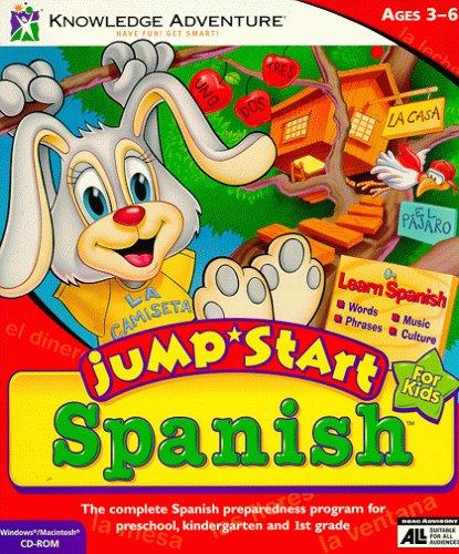 Resultado de imagen para jumpstart spanish
