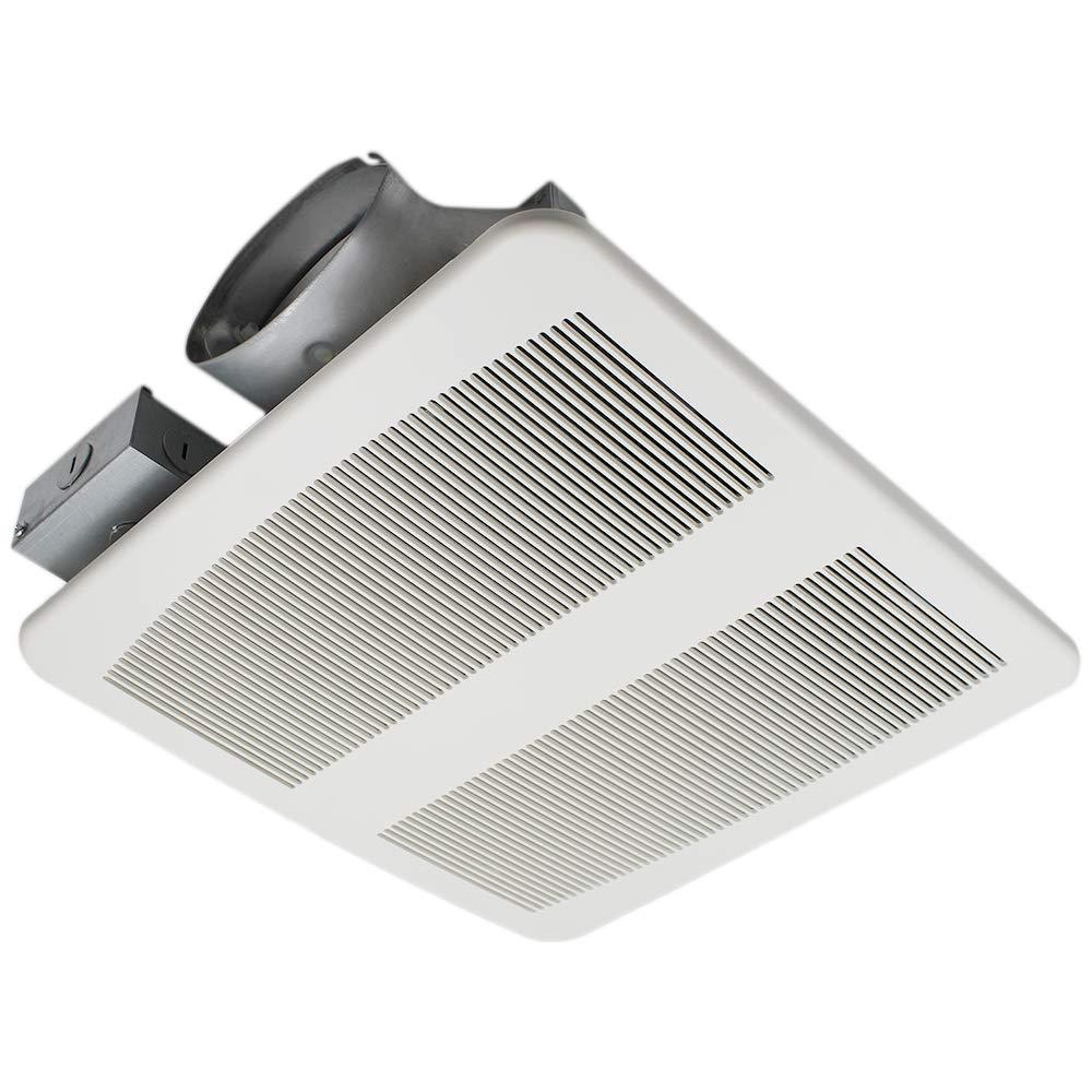 Quiet Bathroom Exhaust Fan SLIM