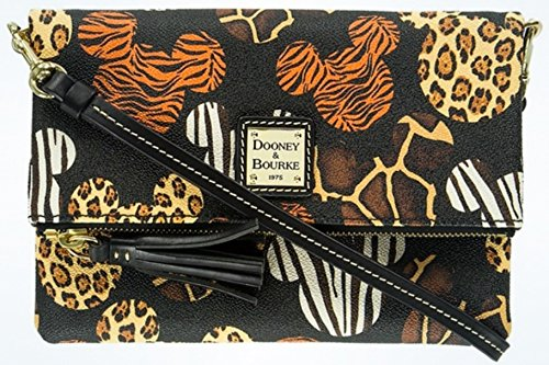 Disney Parks Dooney Anniversary Crossbody Bourke Kingdom Animal amp; Handbag 20th EqSOZwTR