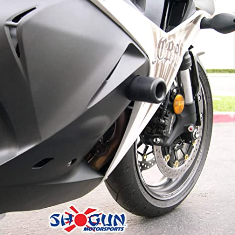 Shogun Motorsports Slider Kit 755-3309 Black CBR600RR 2003 2004 2005