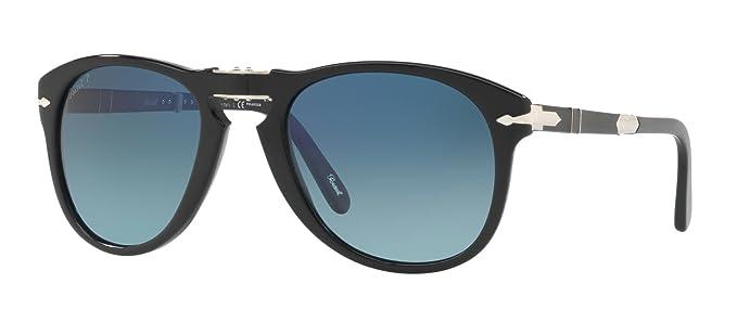 c9e332103d6d Amazon.com: Persol PO0714SM 95/56 Steve McQueen Sunglasses 52mm ...