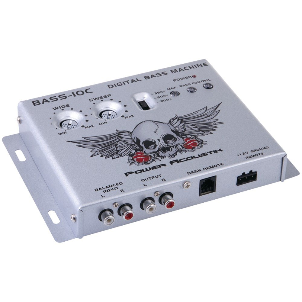 POWER ACOUSTIK BASS-10C Digital Bass Machine electronic consumer by Power Acoustik (Image #1)