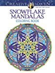 Creative Haven Snowflake Mandalas Col...