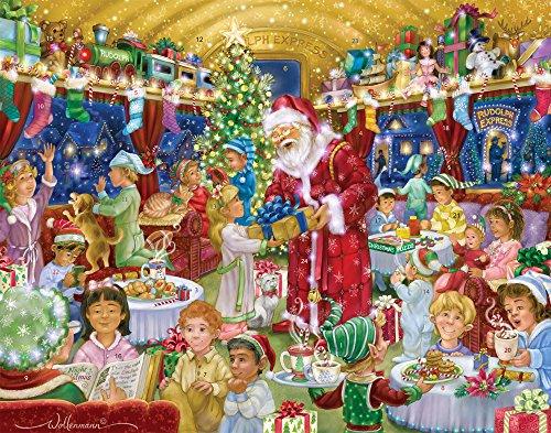 [해외]Rudolph Express Advent Calendar (Countdown to Christmas) / Rudolph Express Advent Calendar (Countdown to Christmas)