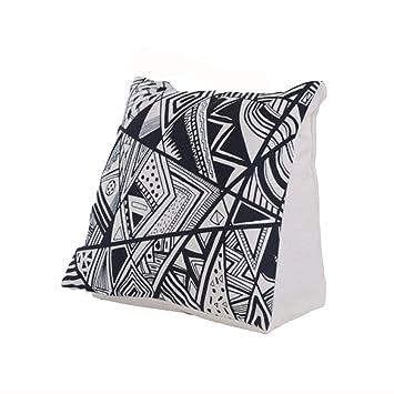 Amazon.com: Almohada triangular para cinturón de oficina ...