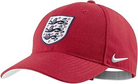 buscar genuino comprar oficial tiendas populares Gorra Nike Inglaterra 2014: Amazon.es: Deportes y aire libre