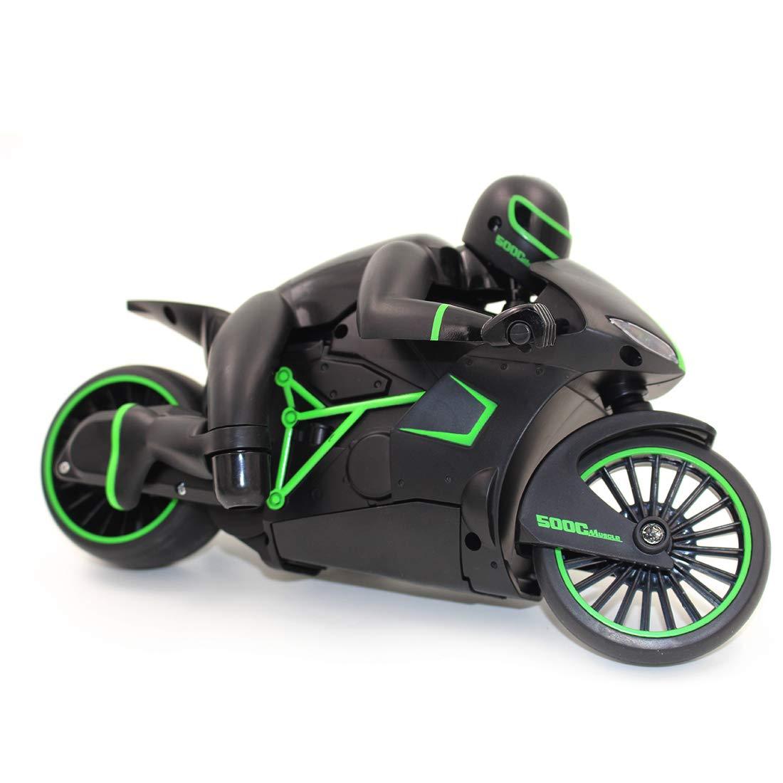 TETAKE Ferngesteuertes Motorrad 2 R/ädern 20 km//h High Speed Funkfernsteuerung Elektro Drift Motorr/äder f/ür Kinder und Erwachsene 4-Kanal RC Auto mit 2,4 GHz Fernbedienung