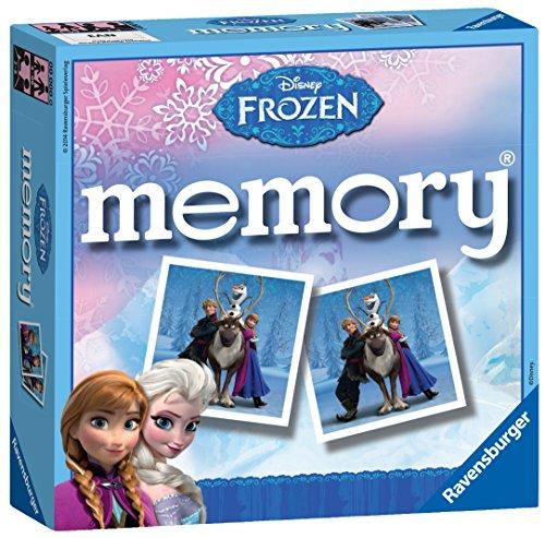 Ravensburger Disney Die Eiskönigin - Völlig Unverfroren Memory Kartenspiel [UK Import]