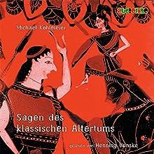 Sagen des klassischen Altertums Hörbuch von Michael Köhlmeier Gesprochen von: Henning Venske