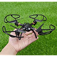 SOWOFA S708 9 Inches Updated Version 3D Flips & Rolls & Height Hold Bigger Mini RC Quadcopter Drone For Kids , Black RTF