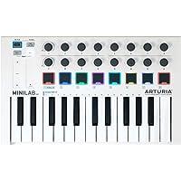 Arturia MiniLAB MkII Kompakt MIDI Kontroller Keyboard