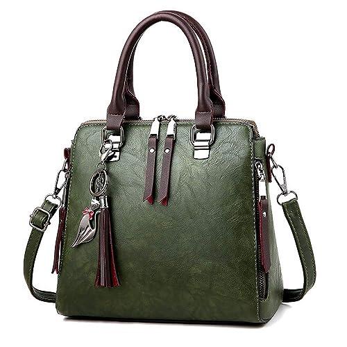 787b7d99b3b7 New Women s Fashion Handbag Beautiful Lady Crossbody Bag Elegant Pu Leather  One Shoulder Handbags Shopping Bag  Handbags  Amazon.com