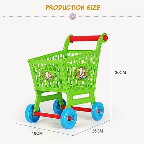 Amazon.com: Carrito de la compra juguetes, pinchuanghui ABS ...