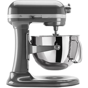 Amazon Com Kitchenaid Professional 600 Series 6 Quart