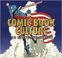 COMIC BOOK CULTURE EBOOK