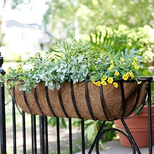 Austram-Griffith Creek Designs Newport Window Box Planter -