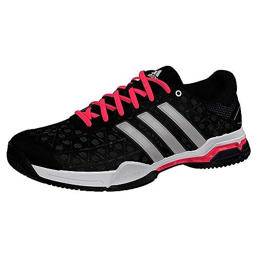 Buy Adidas Men's Barricade Club Tennis Shoe, BlackMetallic