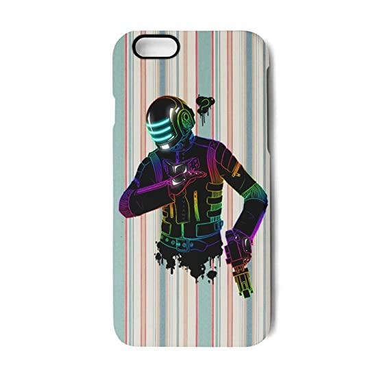 Amazon.com: Daft-Punk-neon-Soldier- Protector Vintage Mobile ...