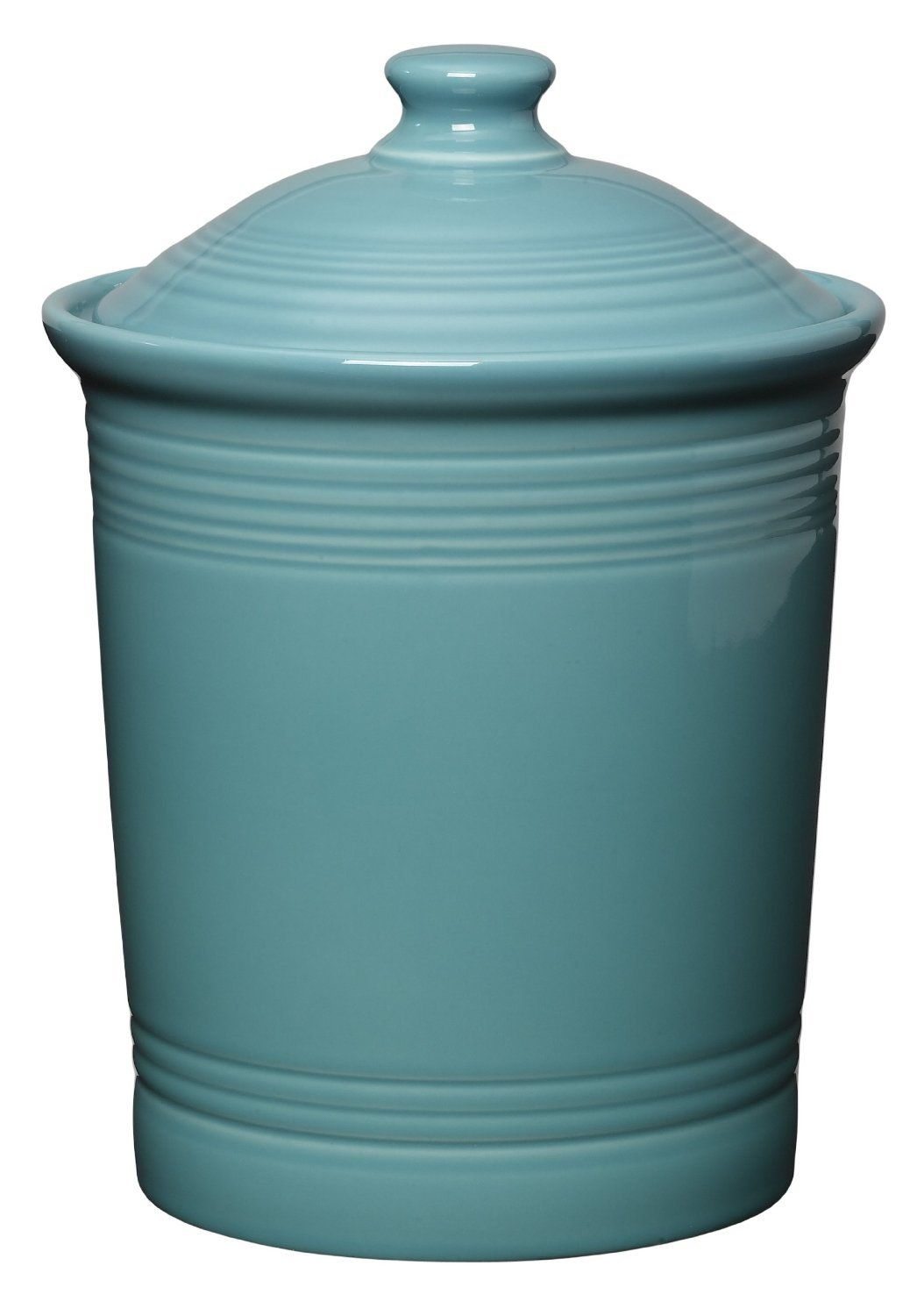 Fiesta Dinnerware Large Canister Turquoise