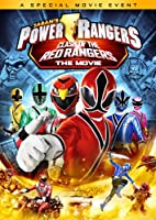 Power Rangers Clash Of The Red Rangers Movie by Lions Gate
