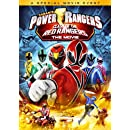 Power Rangers: Clash Of The Red Rangers - The Movie [DVD]