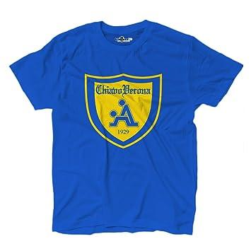 Camiseta para hombre Parodia Logos Futbol Chiavo Verona 1929 2 S