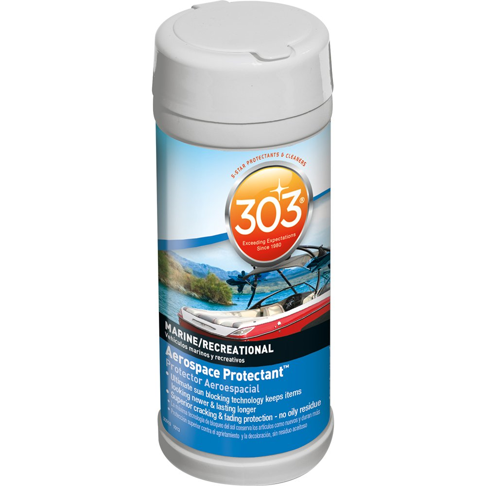 303 Products TOT030910 303 Aerospace Protectant Wipes