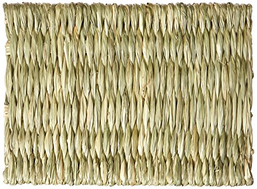 OXBOW PET PRODUCTS 448154 Timothy Club Timothy Mat for Pets, Medium - Grass Mat