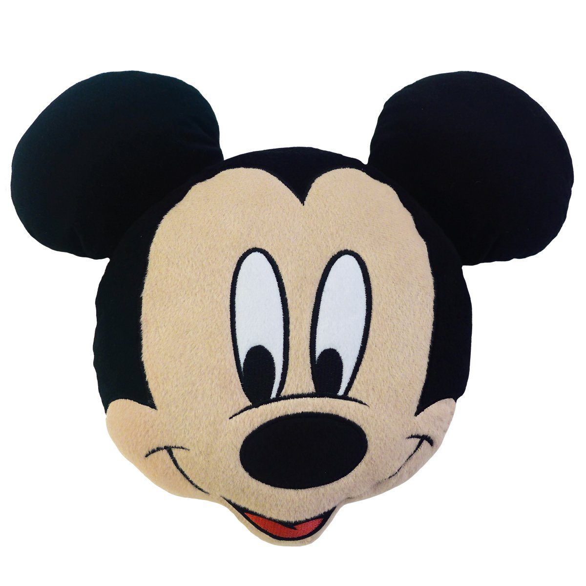 Disney smiling Mickey Mouse 042838 3D cushion made of polyester, 40 x 46 cm Disney Mickey