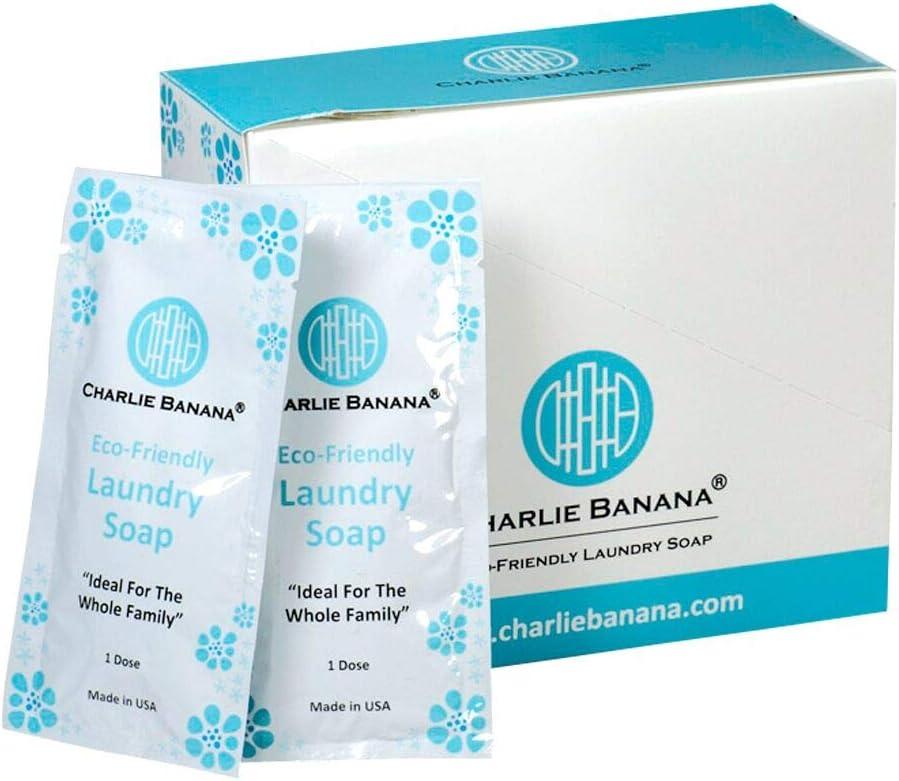 Charlie Banana 20 Laundry Detergent Pack Baby