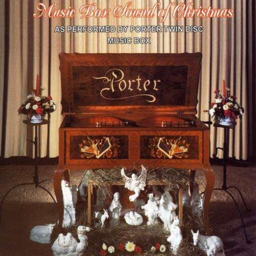 Regina Music Box (Sounds of Christmas)