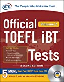Official TOEFL IBT Tests Volume 2, Second Edition