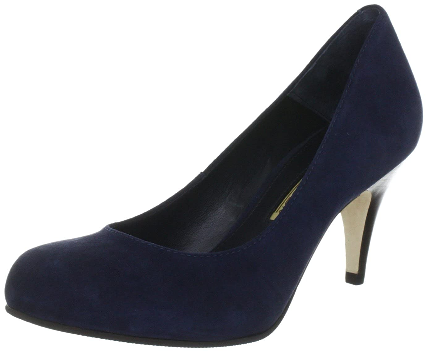 Buffalo London 9681-525 - Zapatos clásicos de Ante para Mujer