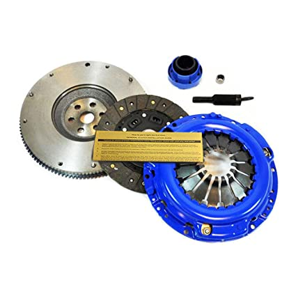 Amazon.com: EFT STAGE 1 CLUTCH KIT+HD FLYWHEEL 95-01 FORD RANGER MAZDA B2300 B2500 2.3L 2.5L: Automotive