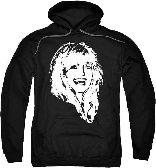 Goldie Hawn Minimalistisches Pop-Art-Sweatshirt, Hoodie