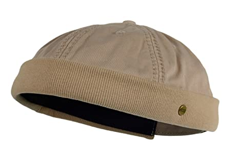 Dockercap - Berretto da uomo con cuciture ea91d6e03a56
