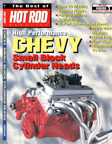 The Best of Hot Rod Magazine - Volume 1: Chevy Small Block Cylinder -
