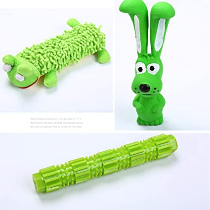 Pet Supplies : HBK 7pcs/Set Pet Dog Toys Set Interesting Dog Toys Training Chew Cotton Knot Toys Dogs Chew Toys Set Product Supplies : Amazon.com