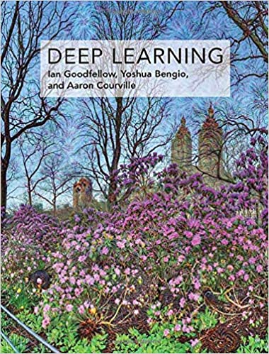 Deep Learning book cover