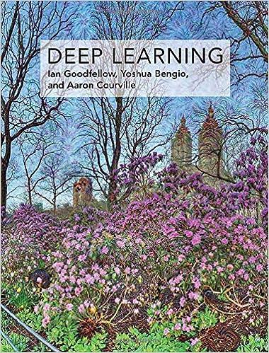 Ressources en anglais : livre deep learning par Goodfellow, Bendio et Courville