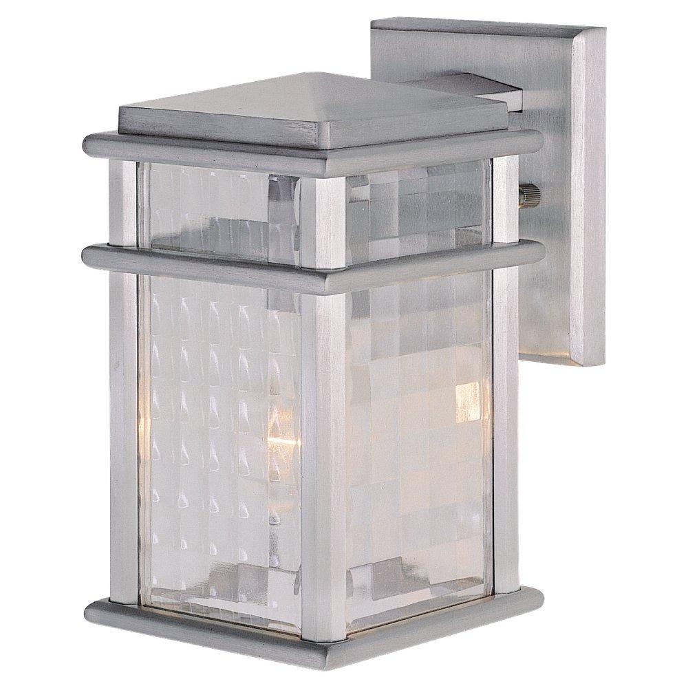 amazoncom murray feiss ol3401bral monterrey coast outdoor wall sconce lighting 150 total watts aluminum kitchen u0026 dining - Feiss Lighting