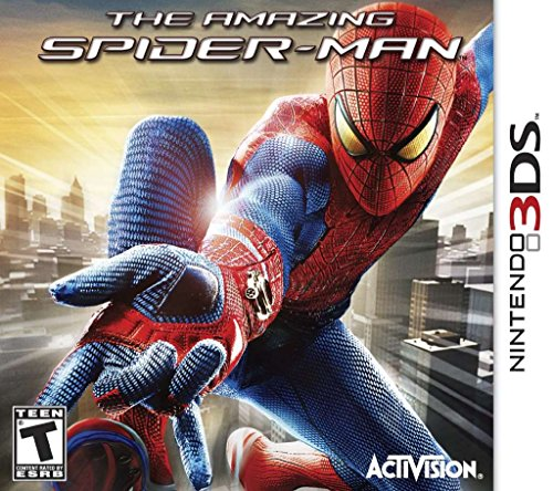 The Amazing Spider-Man - Nintendo 3DS (Amazing Spiderman 3ds Game)