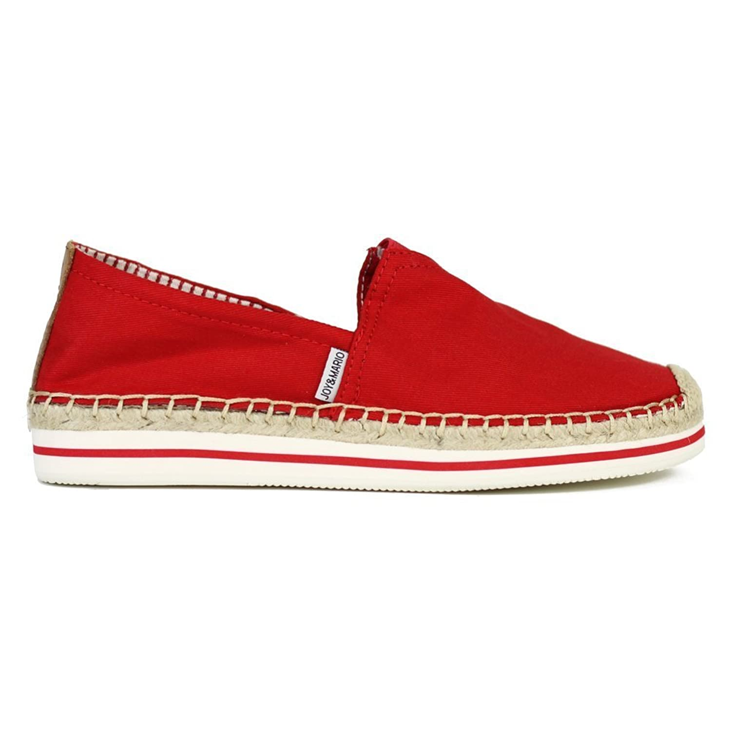 Joy and Mario Women's Skyler Loafers Shoes