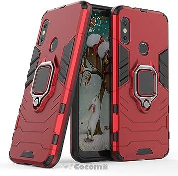 Cocomii Black Panther Armor Xiaomi Mi A2 Lite/Redmi 6 Pro Funda ...