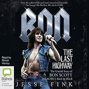 Bon: The Last Highway Audiobook