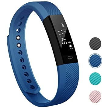 Topbest Smart Bracelet Point Touch Id115 Bluetooth Call Remind